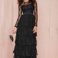 Shed a Tier Lace Dress