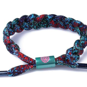 Rastaclat  Cuttle Shoelace Bracelet