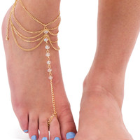 Beach Please Anklet