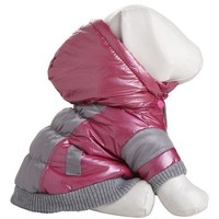 Pet Life Aspen Vintage Dog Ski Coat with Removable Hood - Walmart.com