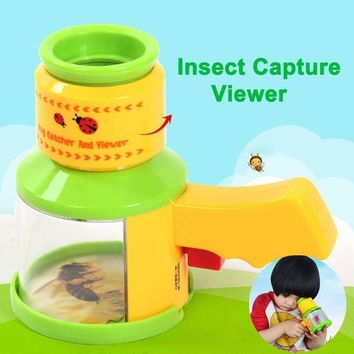 Insect Observation Magnifier Toy Science Magnifier Educational Toys Magnifier