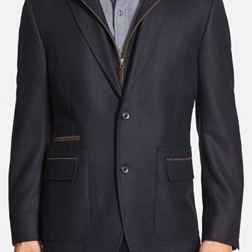 Kroon 'P. Funk' Classic Fit Wool & Cashmere Sport Coat,