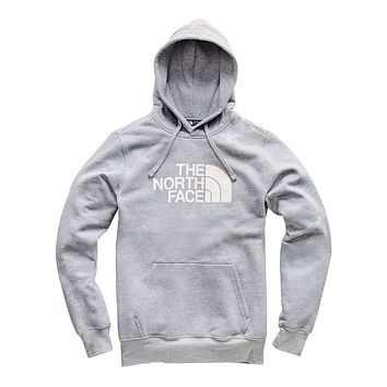 Men's Half Dome Pullover Hoodie in TNF Light Grey Heather by The North Face