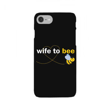Wife To Bee iPhone 6/6s Plus  Shell Case