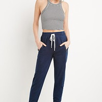 Zip-Pocket Joggers