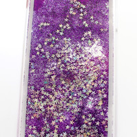 Stars & Glitters Iphone Case