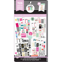 Create 365™ The Happy Planner™ Color Way Value Pack Stickers
