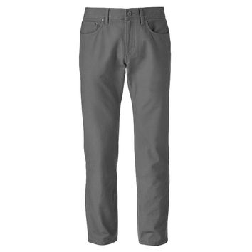 SONOMA life + style Straight-Fit Canvas Pants