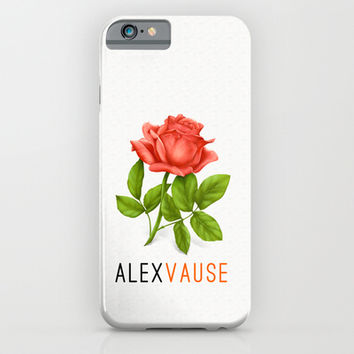Alex Vause | OITNB iPhone & iPod Case by Sandi Panda
