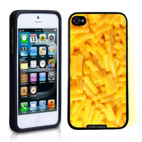 Macaroni Mac N Cheese Image iPhone 5 Case - For iPhone 5/5G - Designer TPU Case Verizon AT&T Sprint