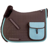 Trekking Saddle Pad - Sheepskin & Teddy Fleece Articles - Kramer Equestrian