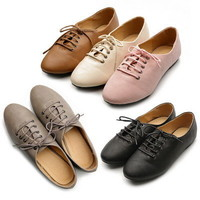 Womens Shoes Ballet Flats Loafers Lace Ups Oxfords Casual Comfort Fashion