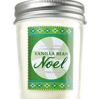 Vanilla Bean Noel 6 oz. Mason Jar Candle   - Slatkin & Co. - Bath & Body Works