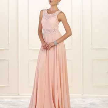 Formal Long Prom Wedding Guest Dress
