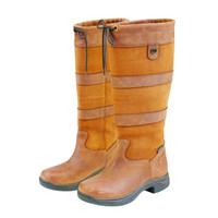 Dublin River Tall Boots - Brown