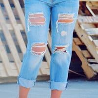 Run Around Jeans: Denim
