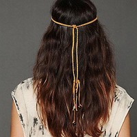 Free People Clothing Boutique > Stone Headband with Tassel