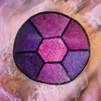 Steven Universe: Small Amethyst Gem Patch