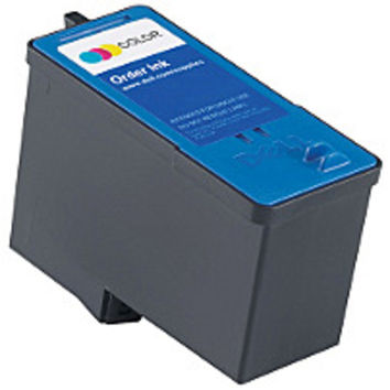 Dell Series 5 310-5371 Hi-Yield Inkjet Print Cartridge for 922, 924 Printers - 552 Pages Yield - Tri-Color