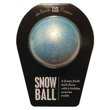 Da Bomb Bath Fizzers™ Snow Ball™ Bath Soak