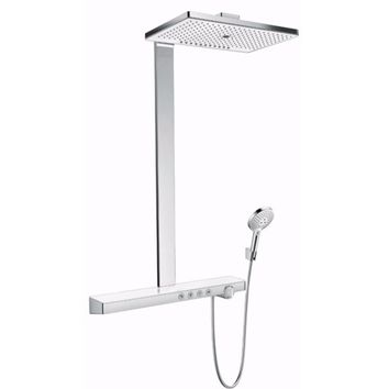 RAINMAKER SELECT Shower panel Rainmaker Select Collection by HANSGROHE