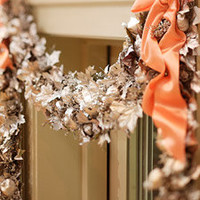 Metallic Swag Garlands - Martha Stewart Crafts