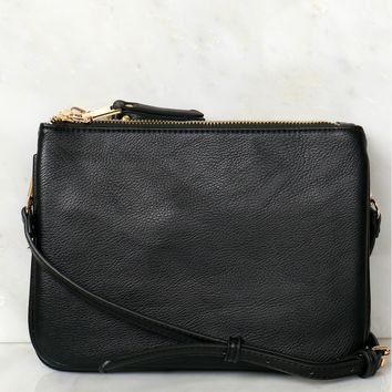 Classic Crossbody Bag Black