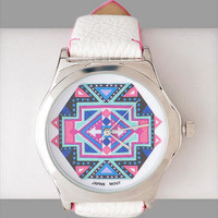 KERALA TRIBAL PRINT WATCH
