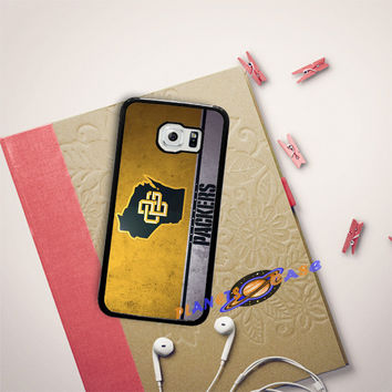 EXCELLENT GREEN BAY PACKERS WALLPAPER Samsung Galaxy S6 Edge Case Planetscase.com