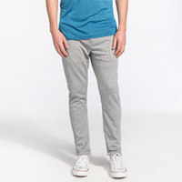 Altamont Venice Mens Sweat Pants Heather Grey  In Sizes