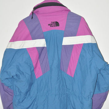 RARE Vintage The North Face ski jacket