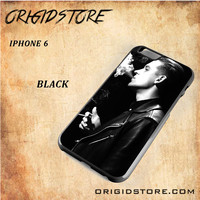 G-Eazy Smoke Black White Snap On 3D For Iphone 6 Case