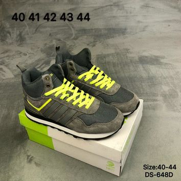 Adidas Original NEO KXT WTR MID Fashion Men Sports Running Shoes 2 Color
