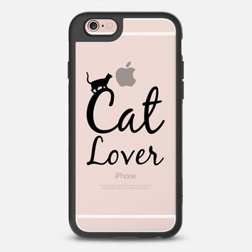 Cat lover iPhone 6s case by Yasmina Baggili | Casetify
