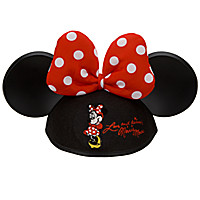 Minnie Mouse Ear Hat for Girls