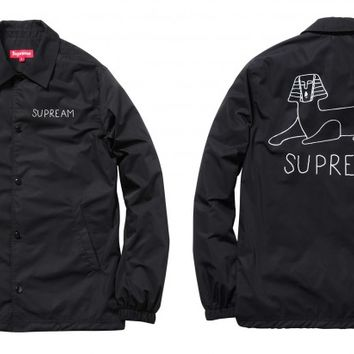 [WTB] Supreme Black Schminx Coaches Jacket size L | Hypebeast Forums