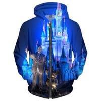 Walt Disney Wold Jacket