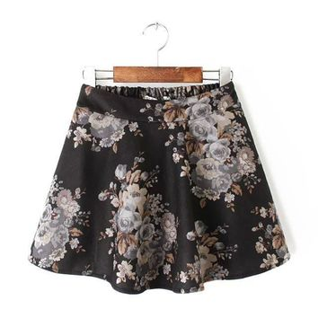 Winter Women's Fashion Stylish Skirt [6513585223]