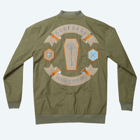 The Key Bomber Jacket