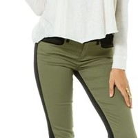 BILLABONG PEDDLER TWO TONE SKINNY DENIM