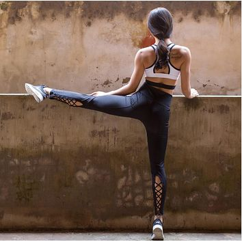 Women Workout Yoga Pants