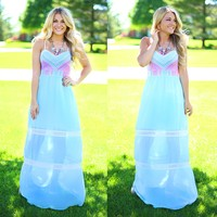 Easy To Love Maxi Dress