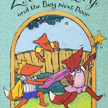 Zelda and Ivy and the Boy Next Door Candlewick Sparks Reprint