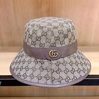 """Gucci""Unisex Classic Simple Letter Logo Embroidery  Baseball Cap Couple  Sun Hat"