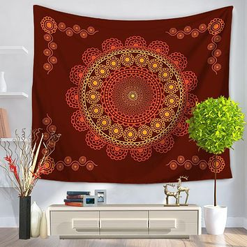 Simple Annular Tapestry