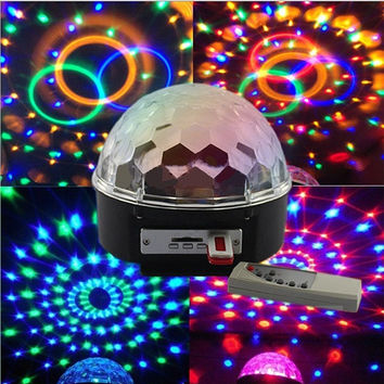 25W Projector DJ Disco LED Light MP3 Remote Stage Laser Lighting Show Party bar = 1946254340