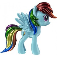 My Little Pony - Rainbow Dash Metallic Vinyl