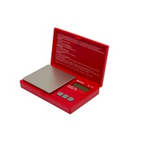 Supreme AWS MAX-700 Digital Scale - Red