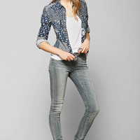BDG Twig Mid-Rise Jean - High Tide - Urban Outfitters