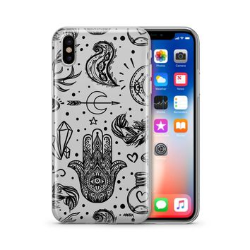 Gypsy Style - Clear Case Cover